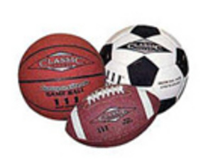 Miniature Rubber Football